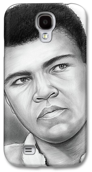 Muhammad Ali Galaxy S4 Case by Greg Joens