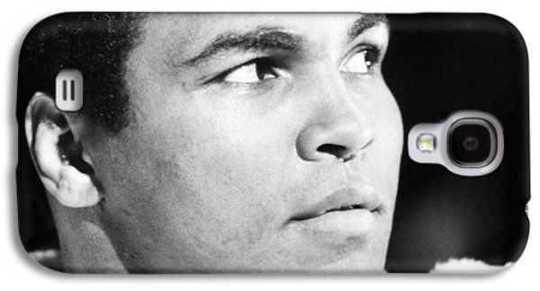 Boxer Galaxy S4 Cases - MUHAMMED ALI (b. 1942) Galaxy S4 Case by Granger