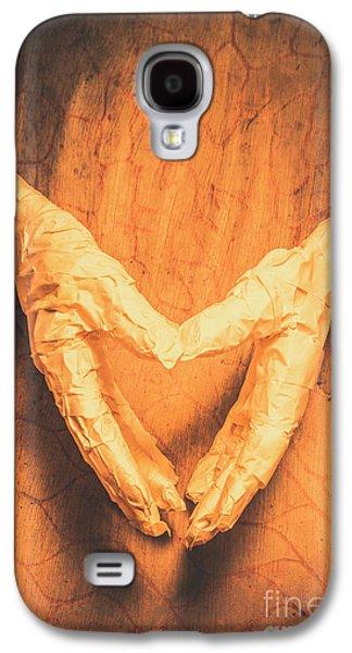 Mummies Love Halloween Galaxy S4 Case by Jorgo Photography - Wall Art Gallery