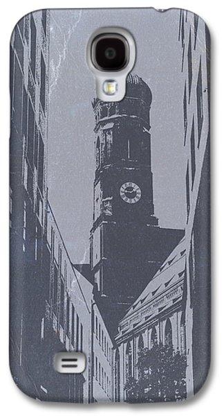 Munich Frauenkirche Galaxy S4 Case by Naxart Studio