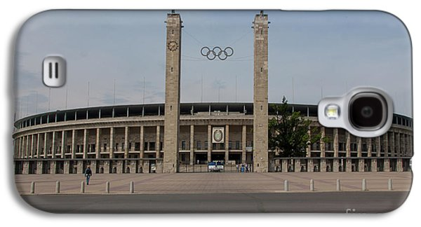 Berlin Olympic Stadium Galaxy S4 Case