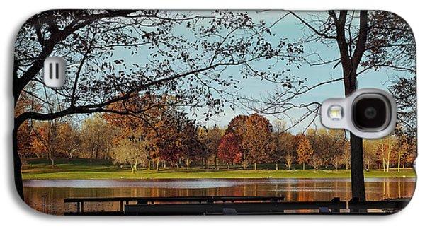 Munroe Falls Metropark Galaxy S4 Case by Donna M Bungo