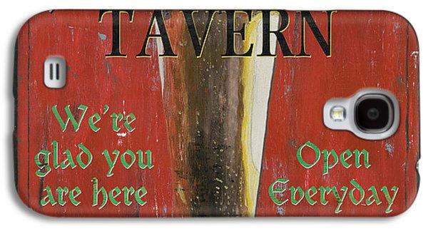 Murphy's Tavern Galaxy S4 Case by Debbie DeWitt
