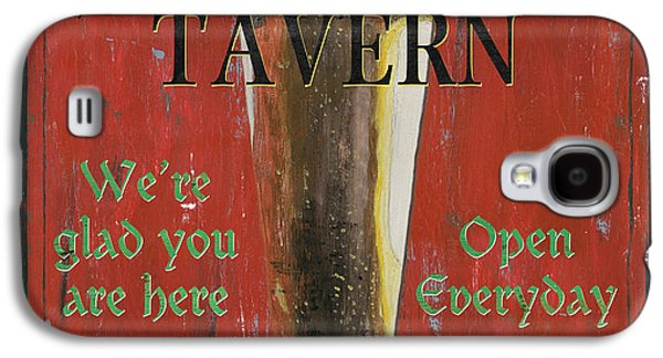 Murphy's Tavern Galaxy S4 Case by Debbie DeWitt
