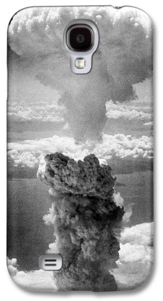Mushroom Cloud Over Nagasaki  Galaxy S4 Case