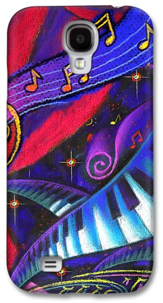 Music And Harmony Galaxy S4 Case