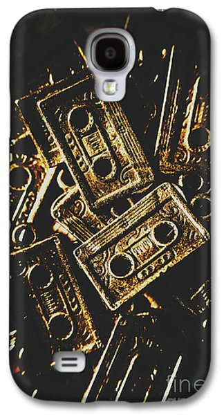 Music Nostalgia Galaxy S4 Case