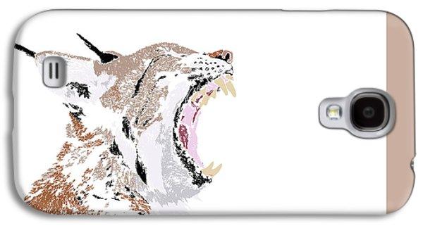 Music Notes 39 Galaxy S4 Case by David Bridburg