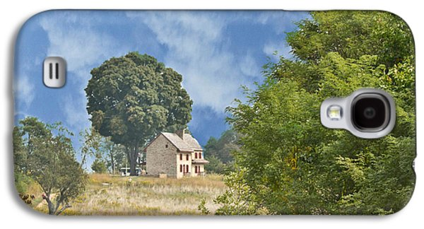 My Country Home Galaxy S4 Case by Trish Tritz
