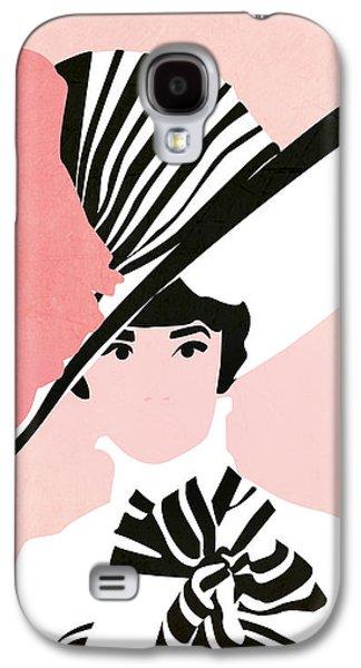 My Fair Lady Galaxy S4 Case by Fraulein Fisher