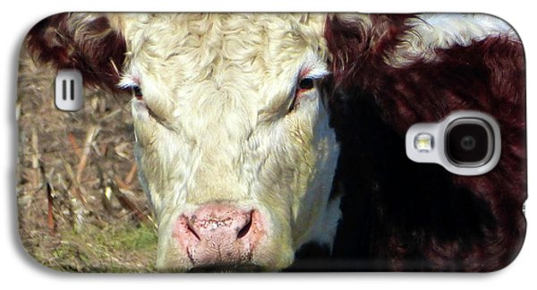 My Favorite Cow Galaxy S4 Case
