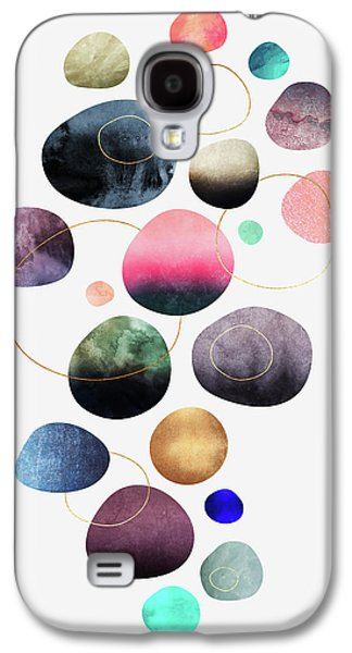 My Favorite Pebbles Galaxy S4 Case by Elisabeth Fredriksson
