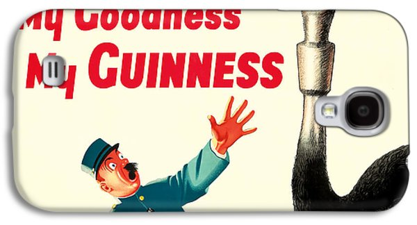 My Goodness My Guinness Galaxy S4 Case