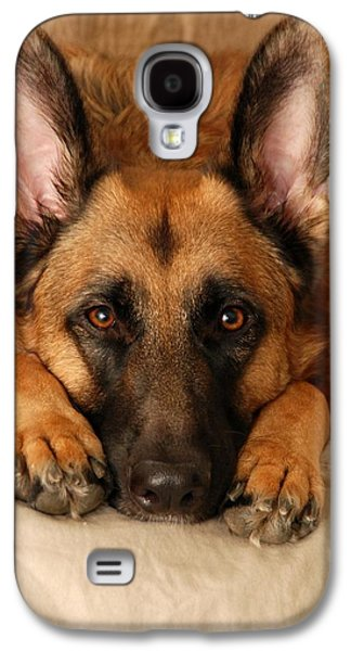 My Loyal Friend Galaxy S4 Case by Angie Tirado