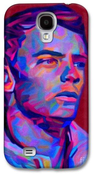 My Name Is Manuel Neuer Galaxy S4 Case by Felix Von Altersheim