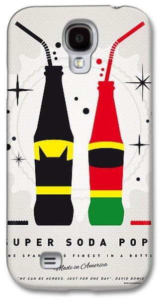 My Super Soda Pops No-01 Galaxy S4 Case by Chungkong Art