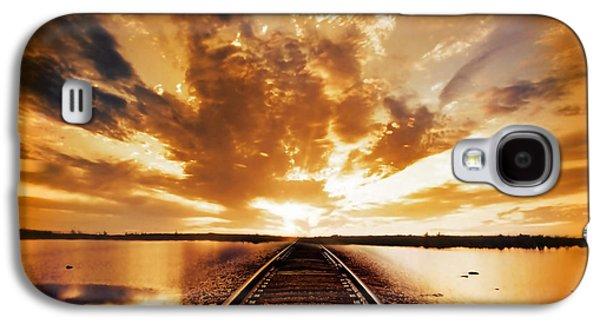 My Way Galaxy S4 Case