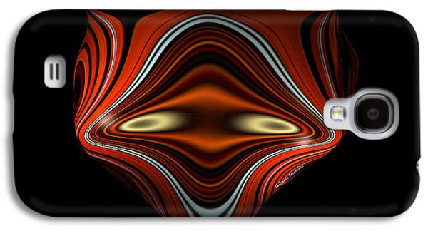 Mysterious Creature Galaxy S4 Case