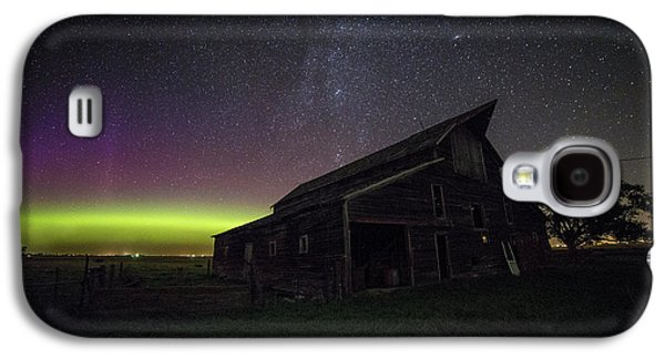Mysterious Lights Galaxy S4 Case by Aaron J Groen