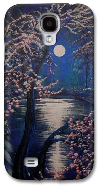 Mystery At Moonlight 2 Series Galaxy S4 Case