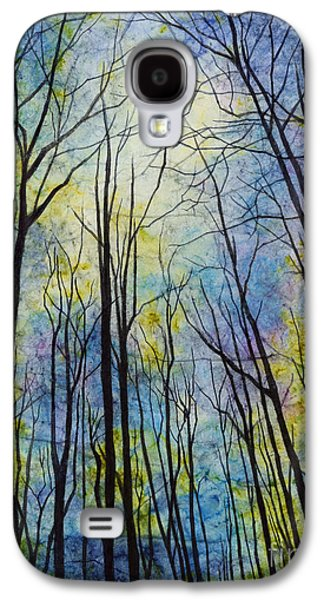 Mystic Forest Galaxy S4 Case by Hailey E Herrera