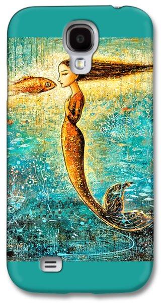 Mystic Mermaid Iv Galaxy S4 Case