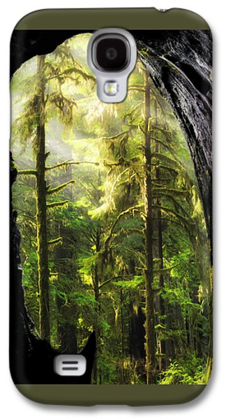 Mystical Forest Opening Galaxy S4 Case