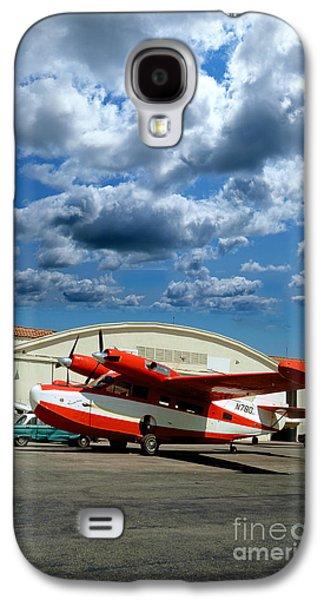 N780, Mckinnon G21g, Aleutian Goose, Turbo-prop Galaxy S4 Case