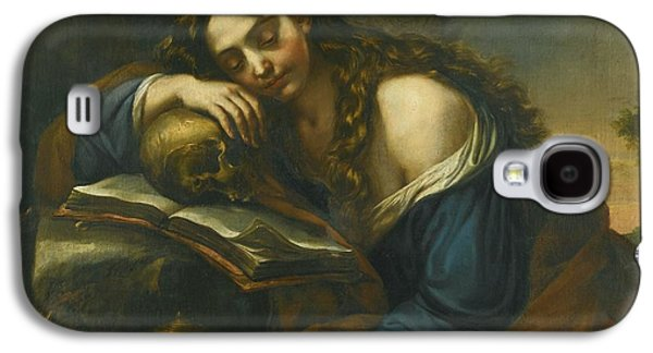 Naples Mary Magdalene Sleeping Galaxy S4 Case by MotionAge Designs