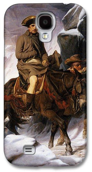 Napoleon Crossing The Alps Galaxy S4 Case