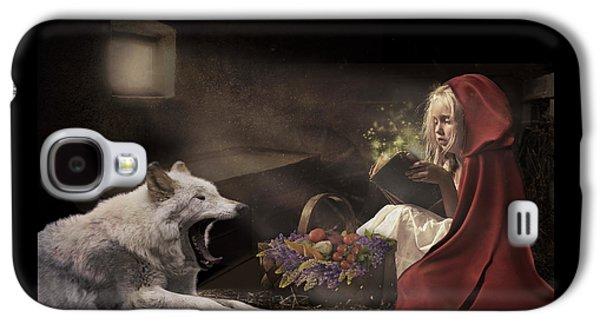 Naptime Story Galaxy S4 Case