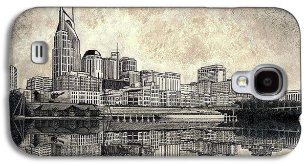 Nashville Skyline II Galaxy S4 Case