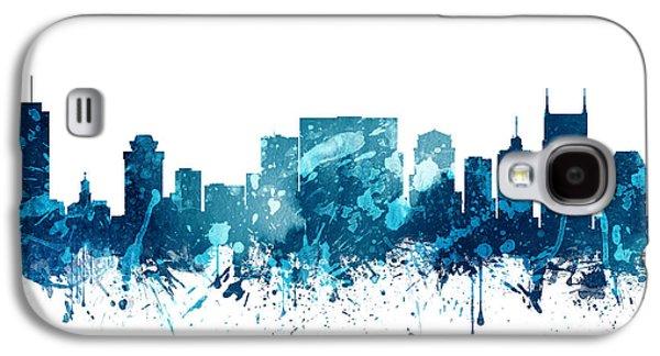 Nashville Tennessee Skyline 19 Galaxy S4 Case