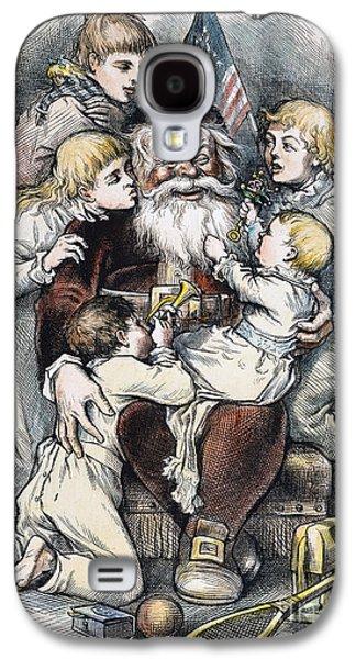 Nast: Christmas, 1879 Galaxy S4 Case