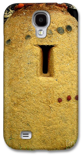 National Museum Of The American Indian 4 Galaxy S4 Case by Randall Weidner