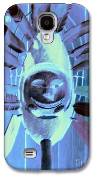 National Museum Of The American Indian 9 Galaxy S4 Case by Randall Weidner