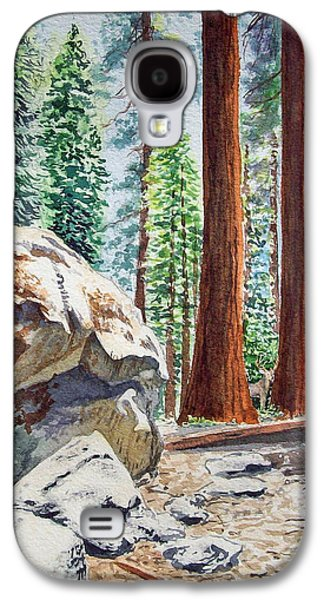 National Park Sequoia Galaxy S4 Case