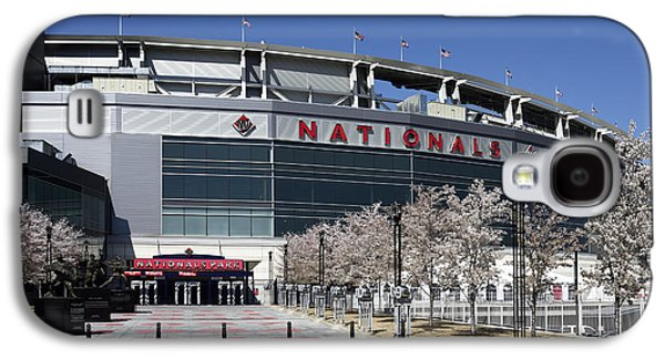 Nationals Park In Washington D.c. Galaxy S4 Case