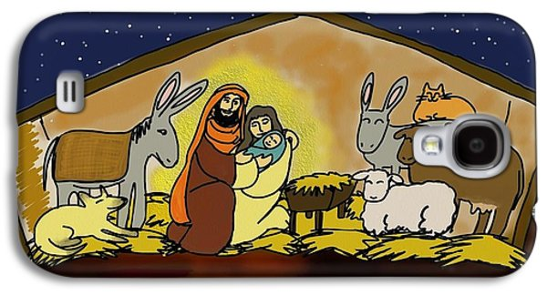 Nativity  Galaxy S4 Case