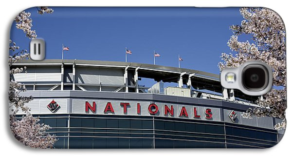 Nats Park - Washington Dc Galaxy S4 Case