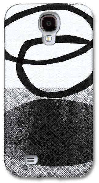 Natural Balance- Abstract Art Galaxy S4 Case
