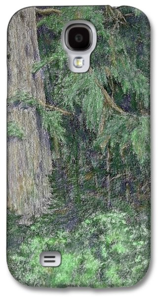 Nature Study No 1 Colorized Galaxy S4 Case