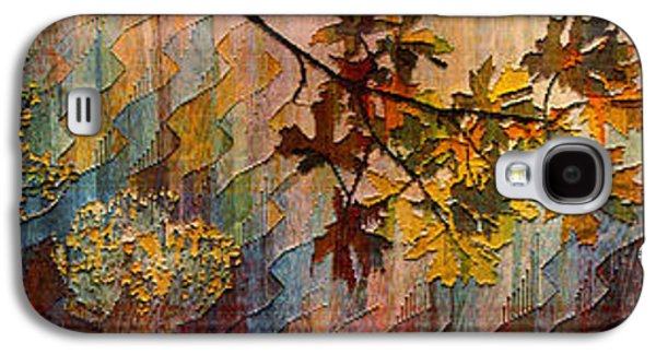 Nature Tapestry 1997 Galaxy S4 Case by Padre Art