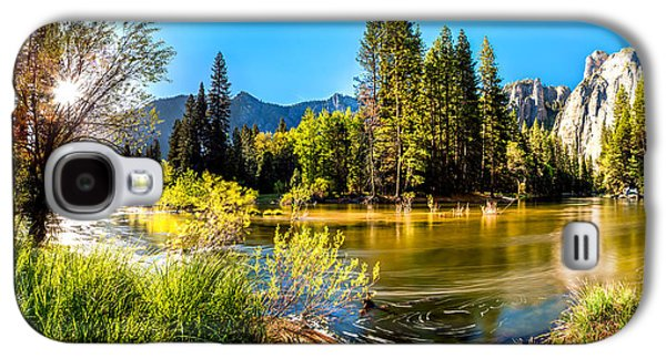 Yosemite National Park Galaxy S4 Case - Nature's Awakening by Az Jackson