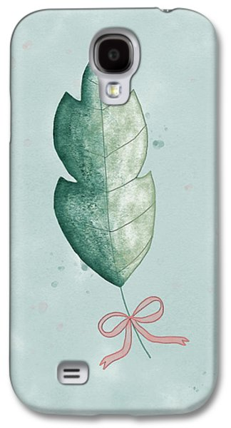 Nature's Gift Galaxy S4 Case by Christina Steward