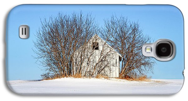 Nature's Shed Galaxy S4 Case by Todd Klassy