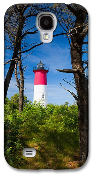 Nauset Lighthouse Galaxy S4 Case