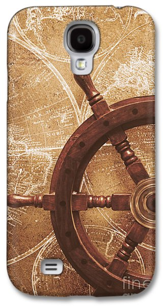 Nautical Exploration  Galaxy S4 Case
