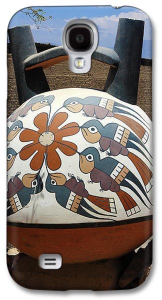 Nazca Ceramics Peru Galaxy S4 Case by Aidan Moran