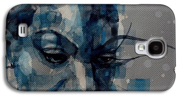 Ne Me Quitte Pas  Galaxy S4 Case by Paul Lovering